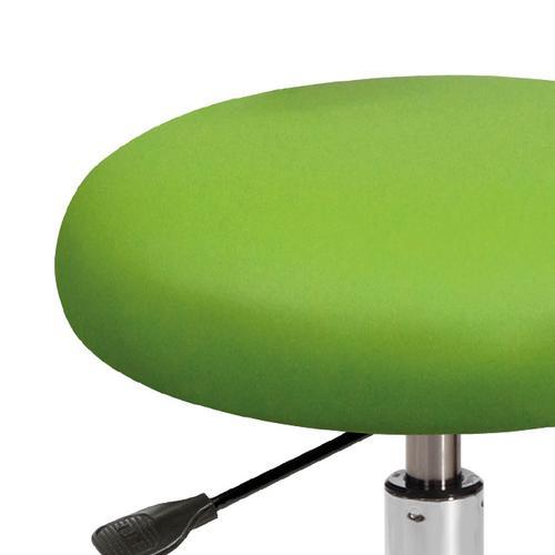 Drehhocker 230 V 13 - Apfelgrün