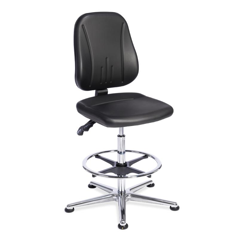 ESD-Stuhl 521 VXC schwarz