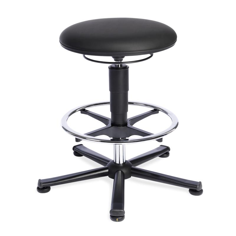 ESD-Stuhl 523 VXRM schwarz
